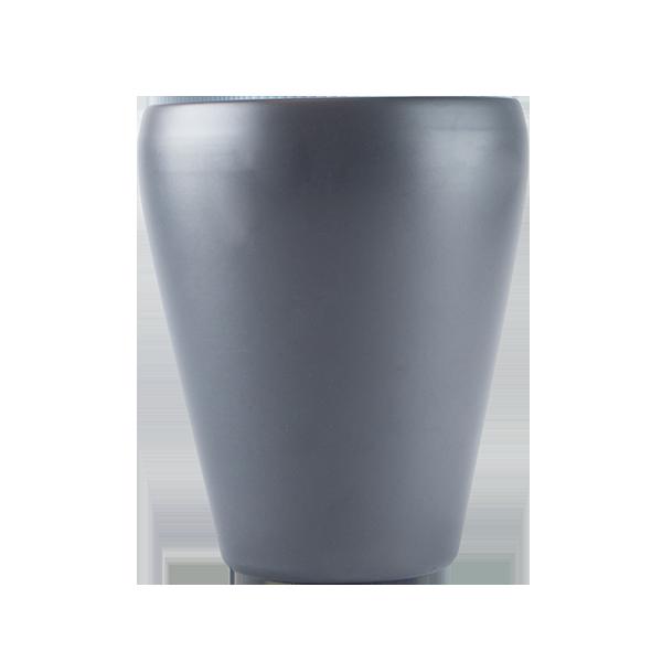 Ceramic-Pot-Grey